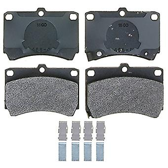 ACDelco 17D466MH Professional Semi-Metallic Front Disc Brake Pad Set