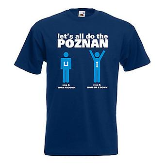 T-shirt 2012 de Manchester City Poznan (Black)
