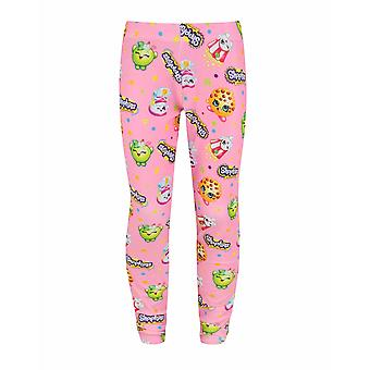 Shopkins Childrens/jenter offisielle ikoner Design Leggings