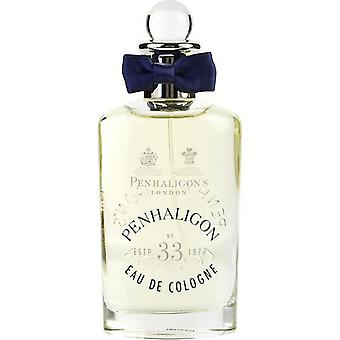 Penhaligon'S No. 33 By Penhaligon'S Eau De Cologne Spray 3.4 Oz *Tester