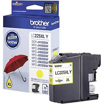 Brother Ink LC-225XLY Original Yellow LC225XLY