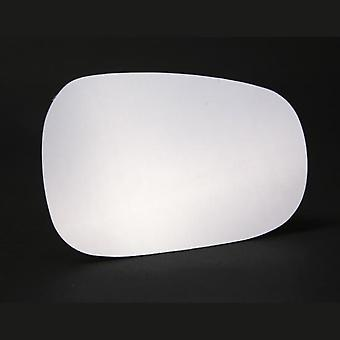 Left / Right Stick-On Mirror Glass For RENAULT MEGANE Classic 1995-2002