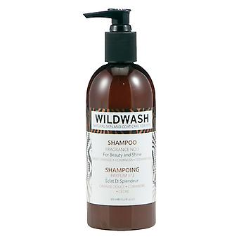 Wildwash Shampoo For Beauty And Shine Fragrance No.3 300ml