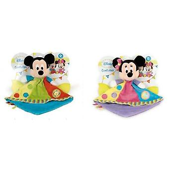 Famosa Mickey or Minnie Comforter Disney Baby