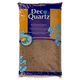 Agrobiothers Quartz Gold 3L Aquaprime (Fish , Decoration , Gravel & sand)