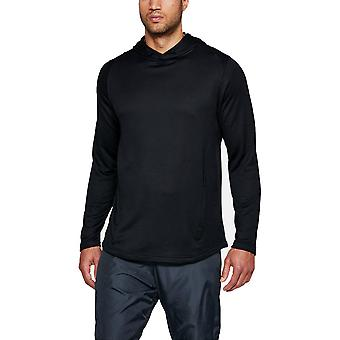 Under Armour Mens Mk1 Terry Pull Over Warm Comfortable Training Hoodie