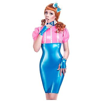 Westward Bound Haughty Bang Bang Latex Rubber Dress