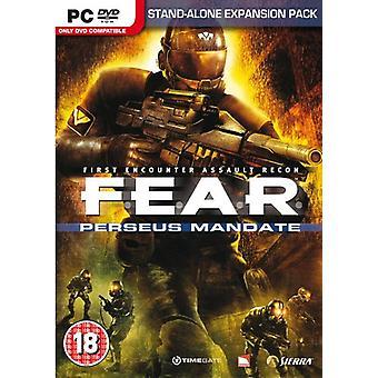 F.E.A.R. Perseus Mandate (PC DVD)
