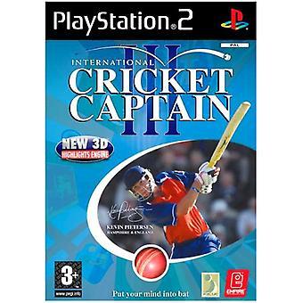 International Cricket-Captain III (PS2)