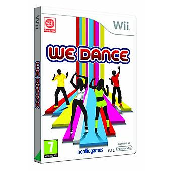 We Dance - The Game (Wii)