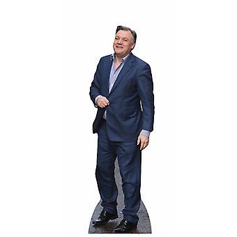 Ed Balls Life-sized cardboard cutout
