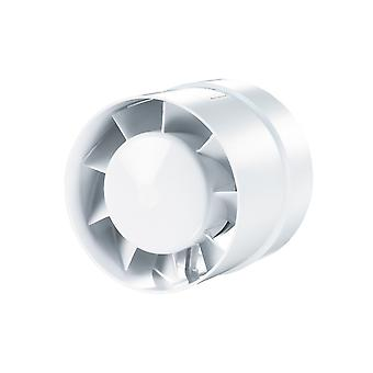 Vents axial inline fan 125 VKO Series up to 243 m³/h