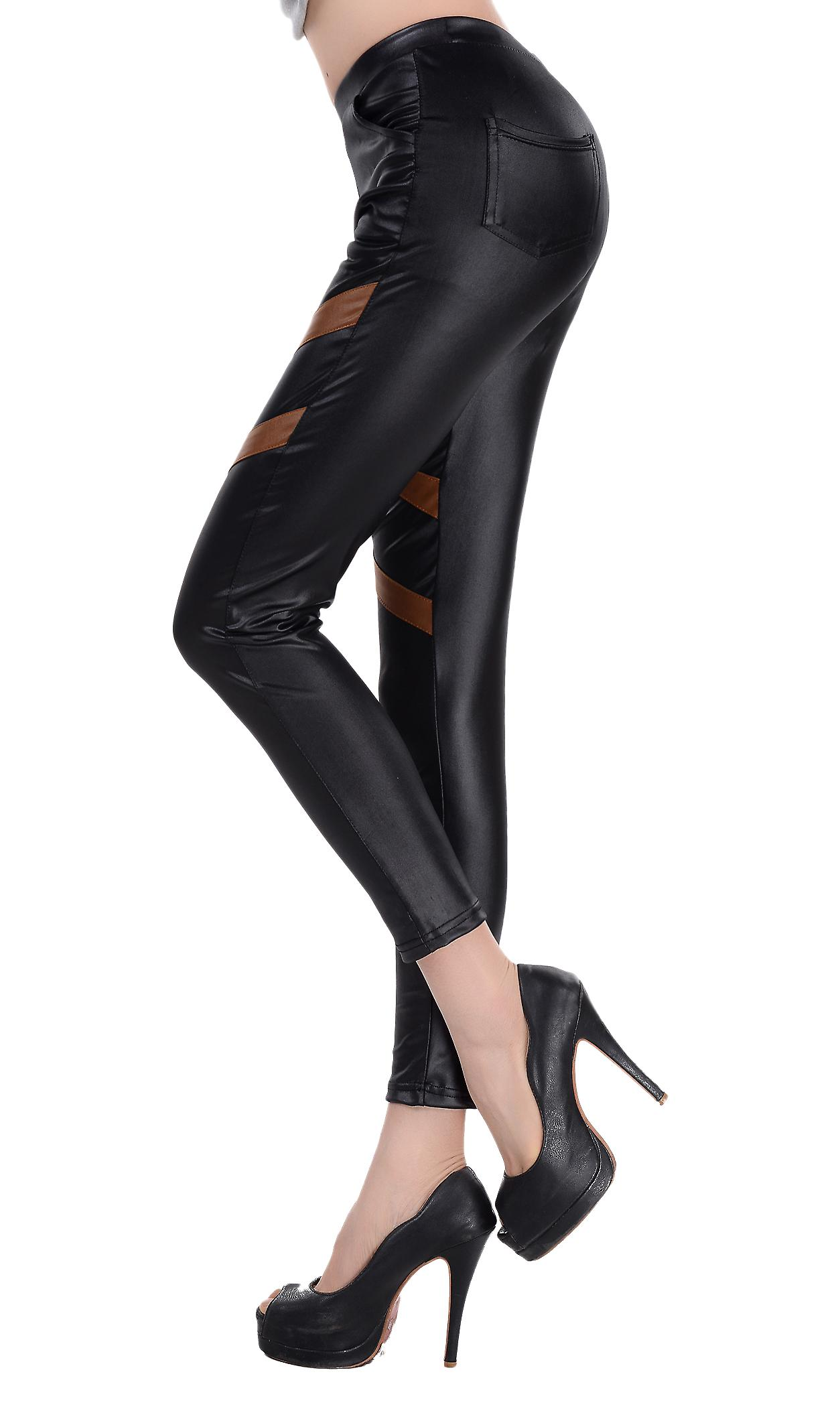 Waooh - Mode - Legging style cuir