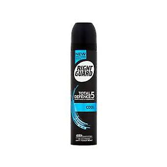 Right Guard Total Defence 5 Cool 48H Deodorant