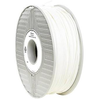 Verbatim 55017 Filament ABS plastic 2.85 mm White 1 kg