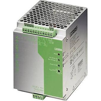 Rail-mount UPS (DIN) Phoenix Contact QUINT-DC-UPS/24DC/10