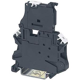 Phoenix Contact UT 4-HESILED 24 (5 X 20) 3046090 Fuse seriellen terminal Anzahl der Pins: 2 0,14 mm ² 6 mm ² schwarz 1 PC