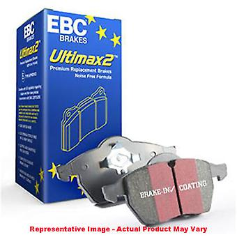 EBC Brake Pads - Ultimax2 UD1336 Fits:ACURA    2009 - 2014 TSX  Position: Rear