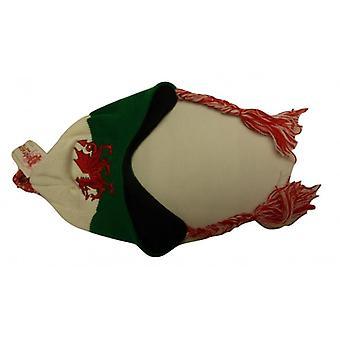 Union Jack porter chapeau de Style péruvien Dragon gallois