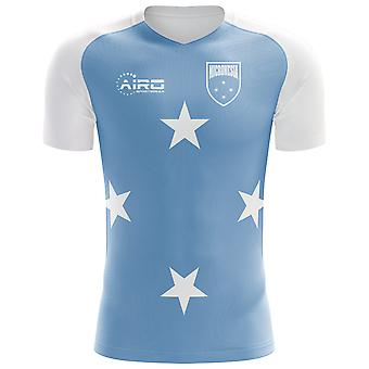 2018-2019 Micronesia Home Concept Football Shirt