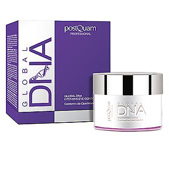 Postquam Global Dna Intensive Eye Contour 15ml Womens New Sealed Boxed