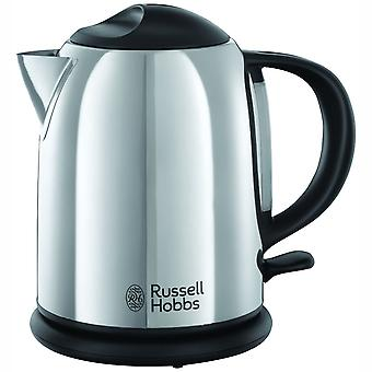 Russell Hobbs 20190-70 Compact Chester 1 Litre Cordless Electric Kettle