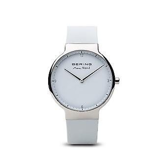 BERING - wrist watch - men's - Max René - shiny silver - 15540-904