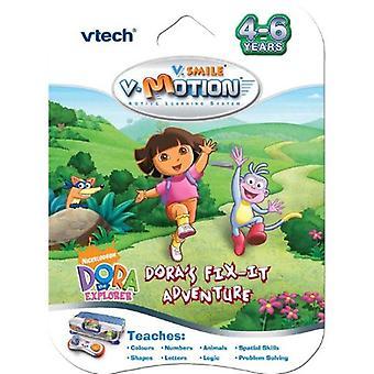 VTech VSmile movimento gioco Dora l'esploratrice: avventura di Dora Fix-It