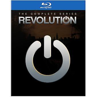 Revolutie: Comp Series - seizoen 1-2 [BLU-RAY] USA importeren