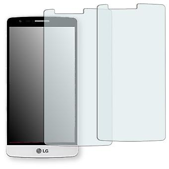 LG D722K screen protector - Golebo crystal clear protection film