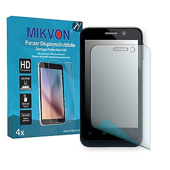 Medion Life P4012 Screen Protector - Mikvon Armor Screen Protector (Retail Package with accessories)