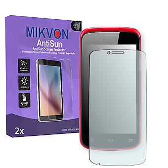Cubot GT95 Screen Protector - Mikvon AntiSun (Retail Package with accessories)