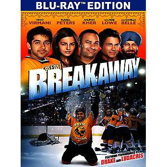 Breakaway [Blu-ray] USA import