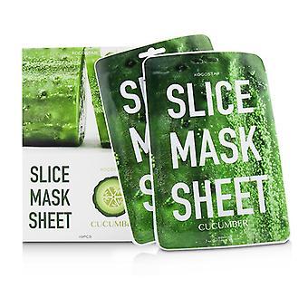 Kocostar Slice Mask Sheet - Cucumber - 10sheets