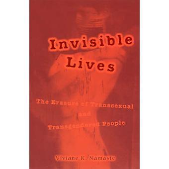 Unsichtbare Leben - die Löschung von Transsexuellen und Transgender-Personen