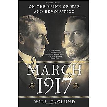 Maaliskuuta 1917 - partaalla sota ja vallankumous tulee Englund - 9780