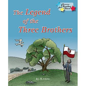 Legenden om de tre bröderna - 9781781278406 bok