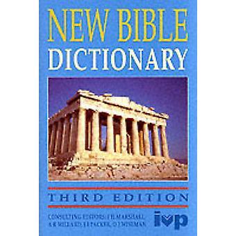 Nya Bible Dictionary (3: e reviderade upplagan) av I. Howard Marshall - J.