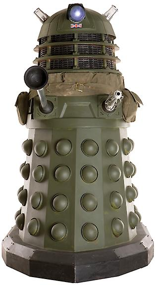 Ironside Army Dalek (Wartime) - BBC Doctor Who / Dr Who / Dr. Who - Lifesize Cardboard Cutout /  - Lifesize Cardboard Cutout / Standee