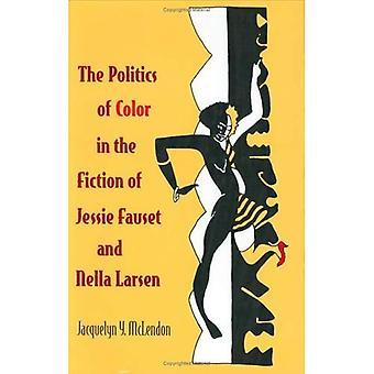 Die Politik der Farbe in die Fiktion von Jessie Fauset und Nella Larsen