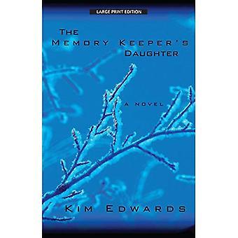 Het geheugen Keeper's dochter (Thorndike Paperback Bestsellers) [grote Print]