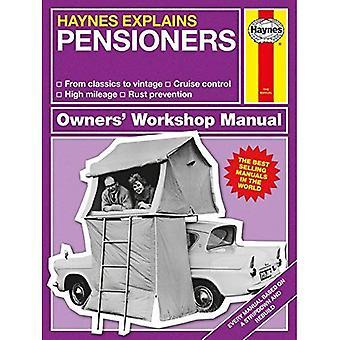 Pensioners - Haynes Explains (Mini Manual)