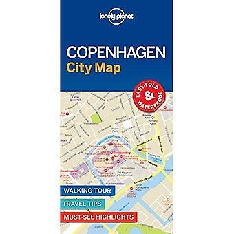 Carte de Lonely Planet Copenhagen City