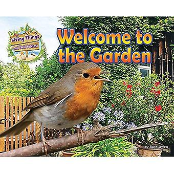 Welcome to the Garden (Living Things and Their Habitats)