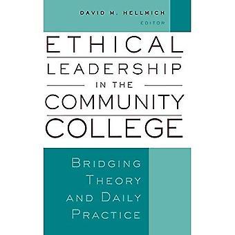 Liderazgo ético en la Universidad: tender un puente sobre la teoría y la práctica diaria (JB Anker)