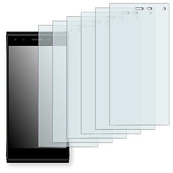 Phicomm passion screen protector - Golebo crystal clear protection film