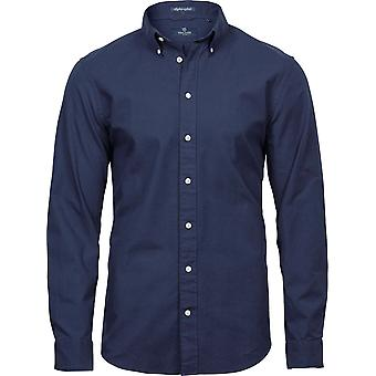 Tee Jays Mens Perfect Long Sleeve Oxford Shirt