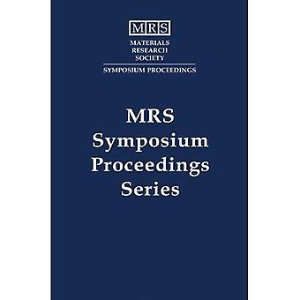 Structure and Properties of� Energetic Materials: Volume� 296 (MRS Proceedings)