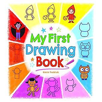 Min första teckning-bok