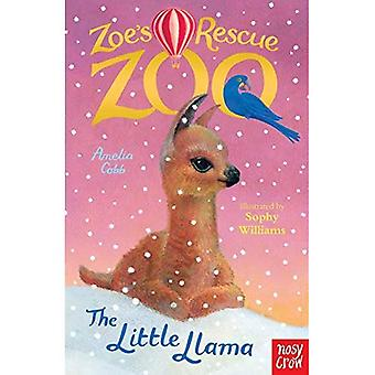 Zoo de sauvetage de Zoé: le petit Lama (Zoo de sauvetage de Zoe)